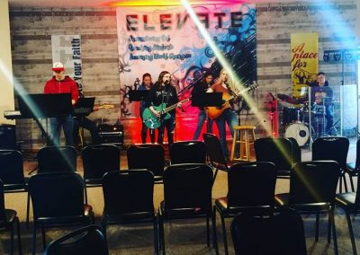 Elevate Worship Band