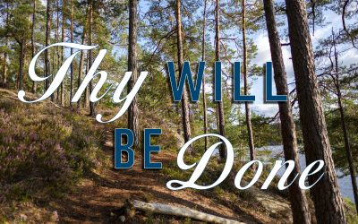 Lord's Prayer: Thy Will Be Done