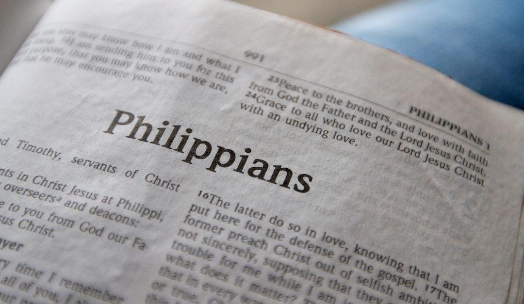 Philippians: Part 5