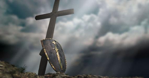Shield of faith armor of God