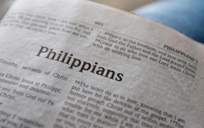Philippians: Part 12