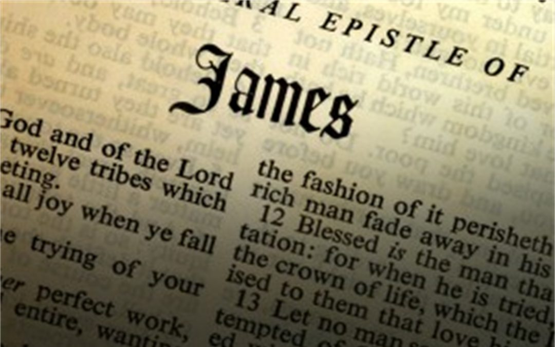 James: the Mind of Christ