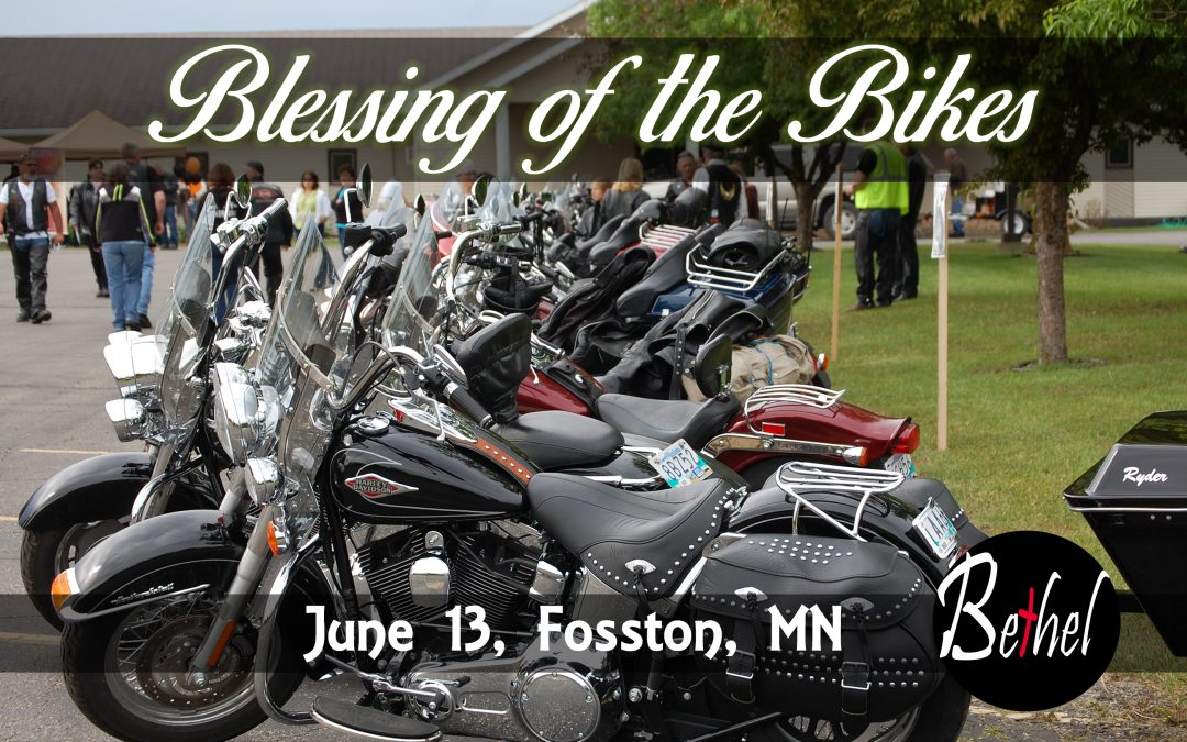 Blessing of the Bikes 2021
